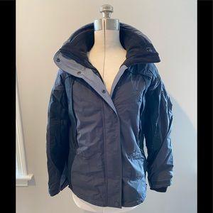 Columbia Interchange 3-in-1 Fleece Ski Coat Sz M